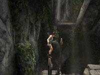 Tomb Raider Юбилейное издание     скриншот, 106KB
