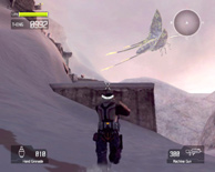 Lost Planet: Extreme Condition     скриншот, 112KB