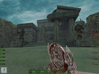 Daikatana     скриншот, 78KB