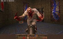 Quake     скриншот, 76KB