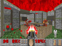 Doom II     скриншот, 148KB