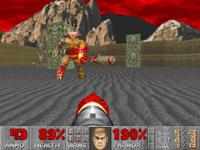 Doom II     скриншот, 141KB