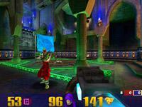 Quake III Arena     скриншот, 82KB