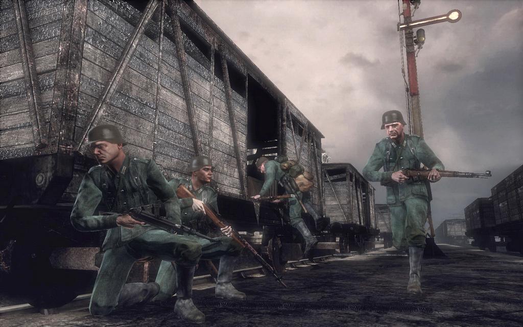 игры про немцев скачать торрент - фото 6