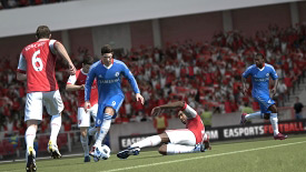 FIFA 12, скриншот