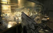 Deus Ex: Human Revolution, скриншот