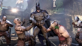 Batman: Arkham City, скриншот